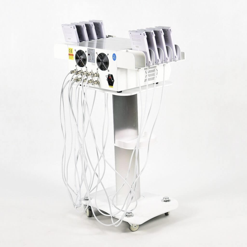 2Waves LipoLaser Body Space - a diode laser to reduce body circumferences