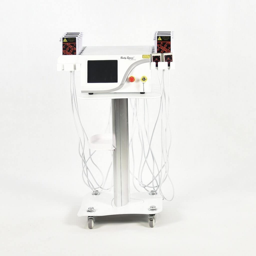 LipoLaser 2Waves Body Space - diode laser for reducing body waist